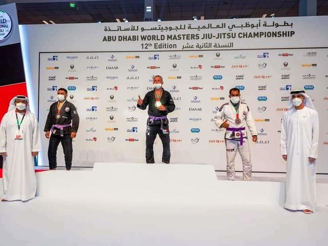 Brazilian Jiu Jitsu: l'albense Mininni vince il titolo mondiale
