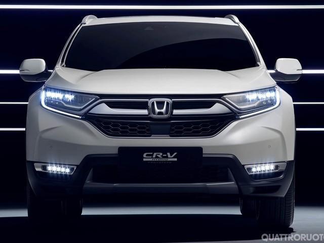 Honda CR-V Hybrid Concept - Anticipa la nuova generazione della Suv