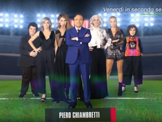 Matrix Chiambretti: Spot 2018 e Musica scelta come Sigla
