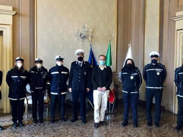 Si rafforza l'organico della Polizia Locale con cinque nuovi agenti