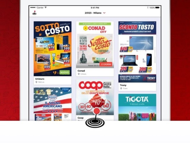 DoveConviene, risparmia oltre il 50% su Shopping e Spesa! si aggiorna alla vers 9.5.3