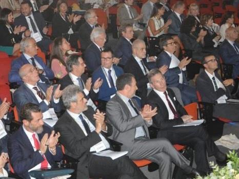 Gli avvocati penalisti italiani a congresso a Taormina - Foto