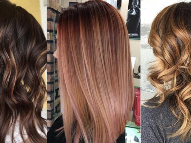 Tendenza colore capelli per l'autunno