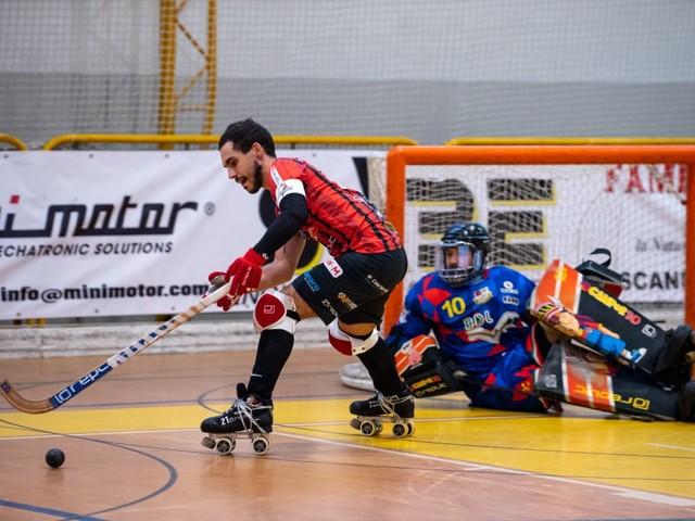 Hockey pista, Serie A1: Trissino batte Forte dei Marmi nel posticipo e va in testa alla classifica. Breganze espugna Correggio