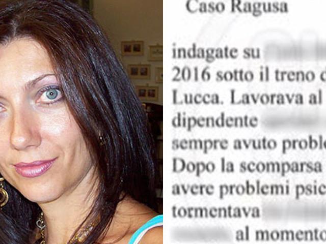 """Roberta Ragusa: la lettera anonima a """"Chi l'ha visto"""". """"Indagate sul suicidio del dipendente del cimitero, tormentato per la scomparsa di Roberta Ragusa"""""""