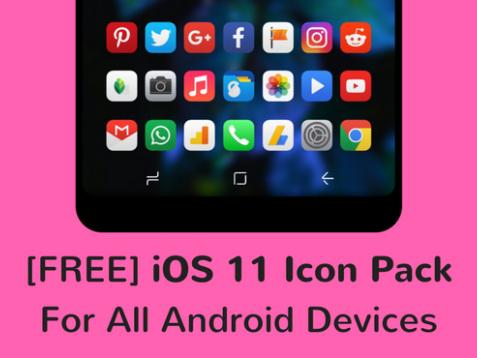 Come Avere Le Icone Di iOS 11 Sul Tuo Android