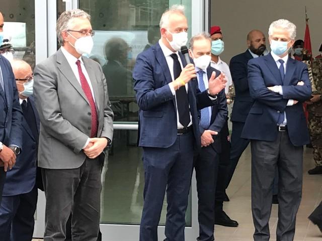 """Civitanova: Covid Hospital, ultimi preparativi, Ciarapica: """"Scelta che si dimostra giusta, nessun problema per la convenzione"""""""