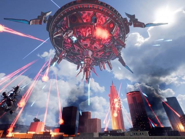 Recensione Earth Defense Force: Iron Rain (Steam)