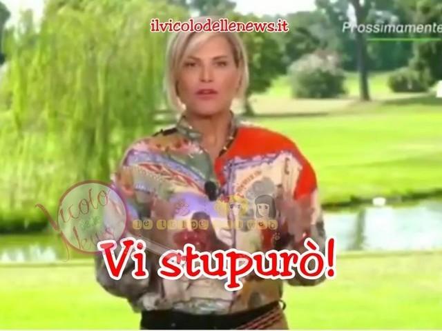 """Boom, Simona Ventura conferma le sei coppie in """"gara"""" a 'Temptation Island Vip' ! Siete contenti?"""