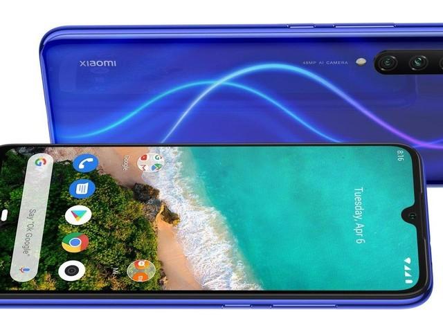 Xiaomi Mi A3 da 128GB: nuovi coupon con prezzo da 143 euro