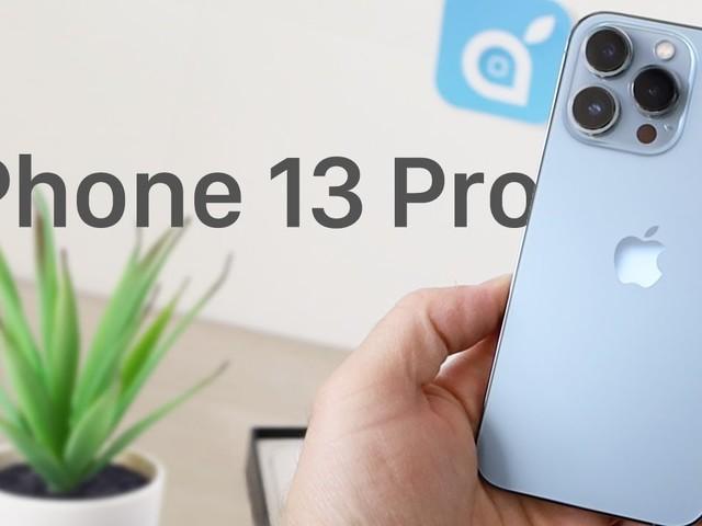 iPhone 13 Pro: Il video unboxing, le caratteristiche e le prime impressioni di iSpazio