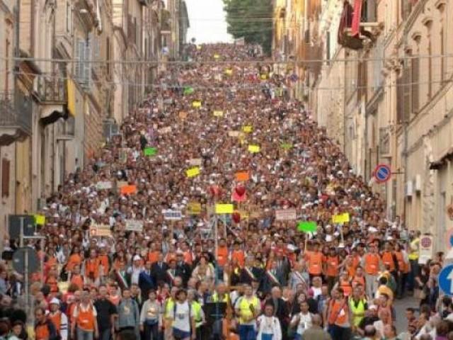 Sabato 8 giugno torna il Pellegrinaggio Macerata-Loreto: oltre 3 mila volontari impegnati