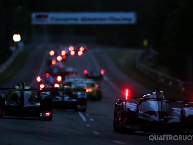 Wec - Le Mans il giorno dopo