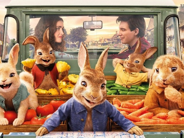 Peter Rabbit 2: Un birbante in fuga - trailer italiano e primo poster