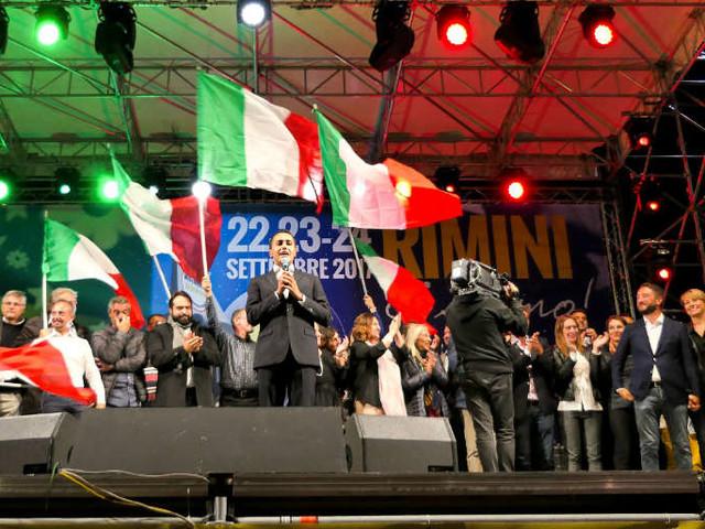 Facciamo conoscere il nostro programma per la riscossa degli italiani