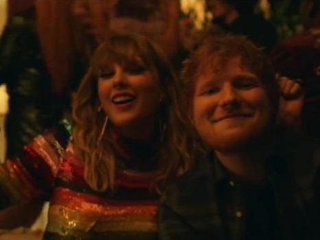 Ed Sheeran nel video di End Game di Taylor Swift tra urban city e party in giro per il mondo: testo e traduzione del nuovo singolo