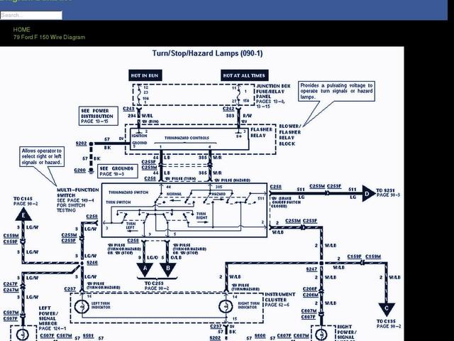 Ford F 150 Wire Diagram