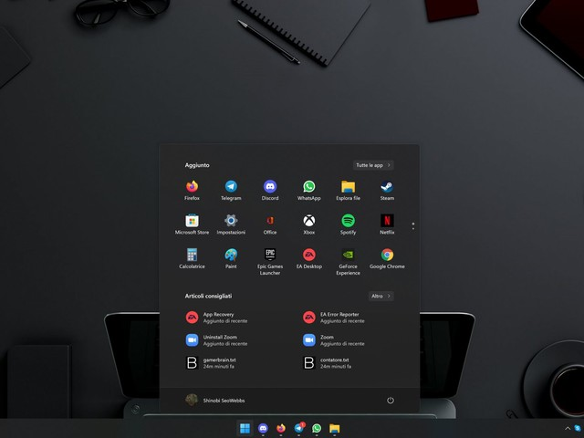 Windows 11: Ecco come Microsoft fa risparmiare spazio