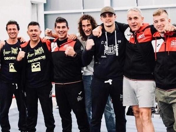 Tre triestini per i Tricolori qualificati vincendo al memorial Battimelli