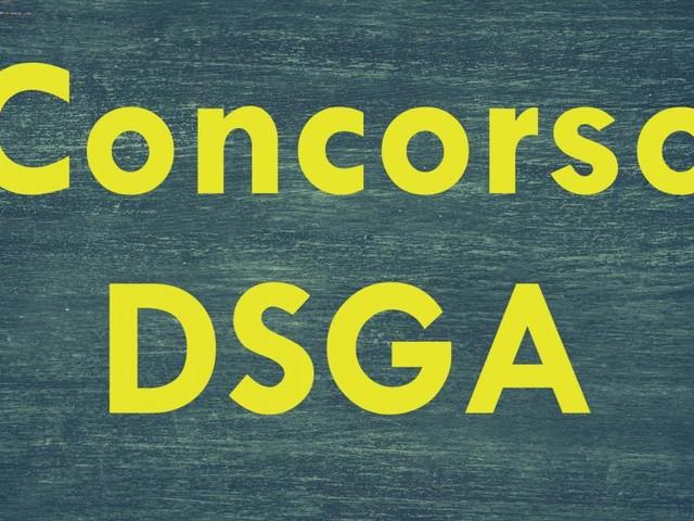 Concorso Dsga: pubblicata la banca dati dei quesiti per la prova preselettiva
