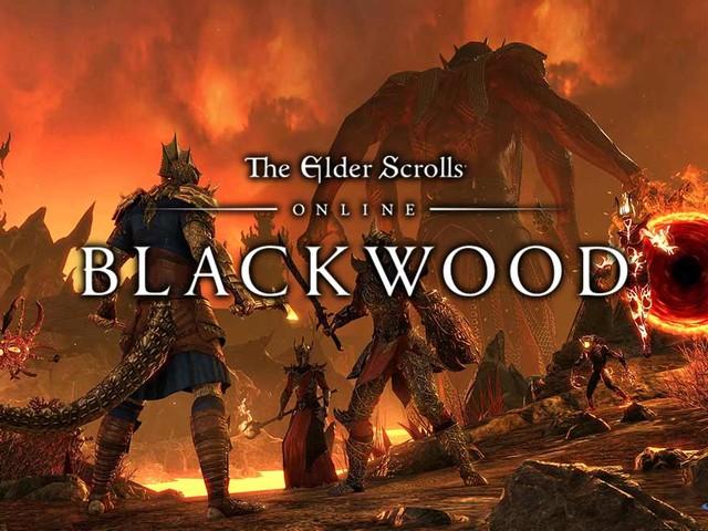 The Elder Scrolls Online: Blackwood   Recensione