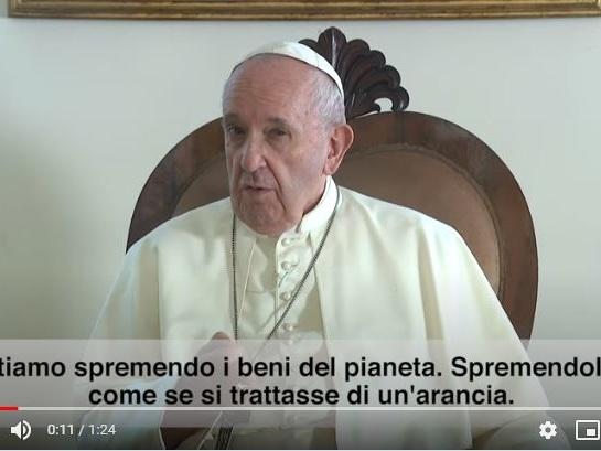 La giustizia riparativa di Papa Francesco: no al saccheggio delle risorse, cancellare il debito dei Paesi poveri (VIDEO)