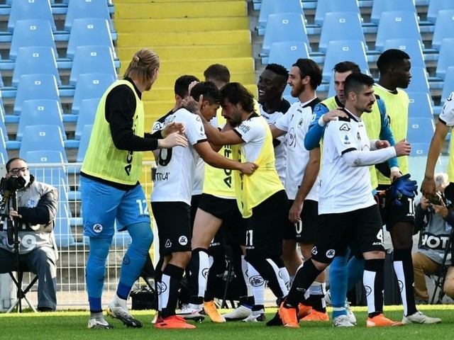 Spezia-Fiorentina 2-2: i viola si illudono, Verde e Farias li riprendono