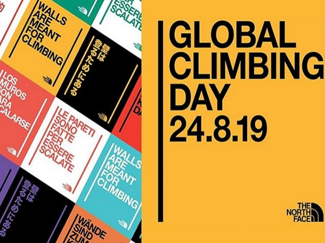Global Climbing Day: appuntamento a Milano e Brunico con The North Face