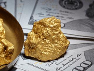 L'oro supera i venti contrari della FED