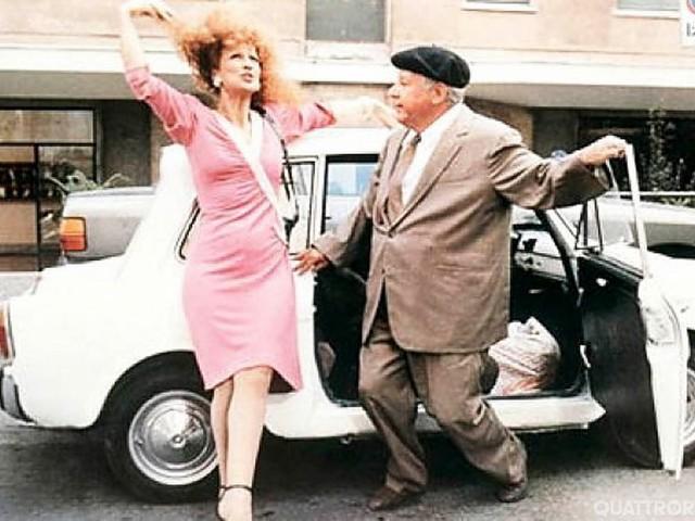 Addio a Paolo Villaggio - Fantozzi e gli altri: tutte le auto dei suoi film - FOTO GALLERY