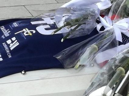 La mamma di Marzia al funerale «Da mia figlia la forza per andare avanti»