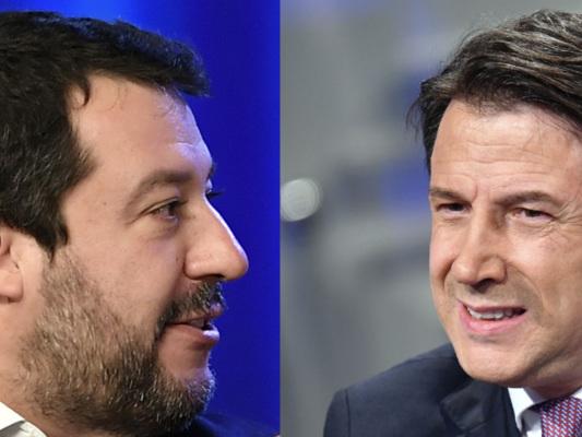 Accuse e minacce di carte bollate. Cresce lo scontro sul Mestra Conte e Salvini