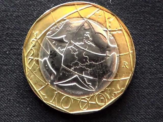 1000 lire del 1997 con errore di conio. Qual è il loro valore?