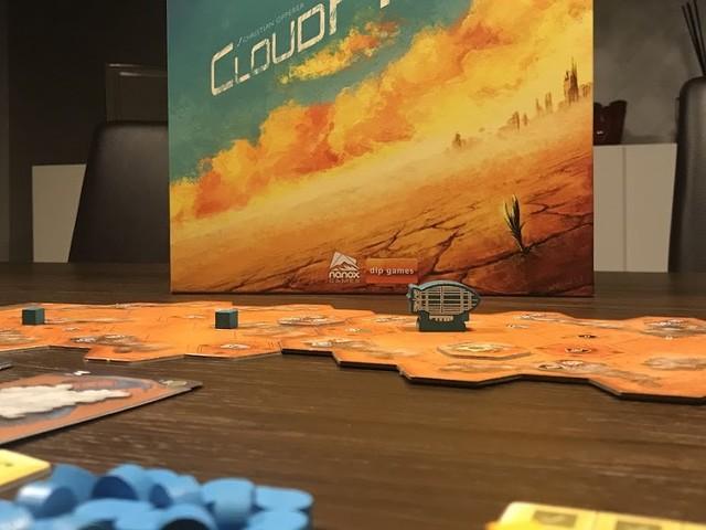 [Solo sul mio tavolo] CloudAge