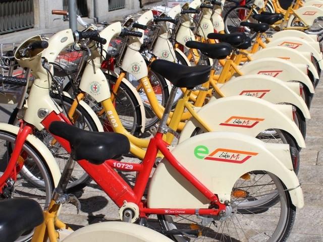 Mobilità condivisa - In Italia è boom per il bike sharing