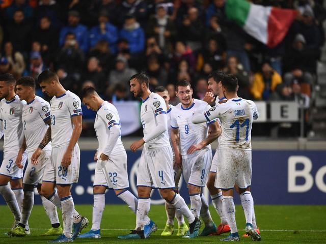 Calcio, le partite di oggi in tv: su quale canale vedere le qualificazioni di Euro 2020