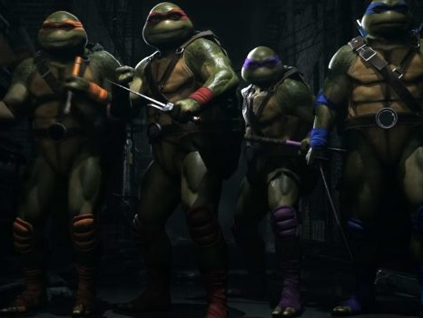 Injustice 2 svela il Fighter Pack 3: arrivano Atom, Incantatrice e… le Tartarughe Ninja! (video)