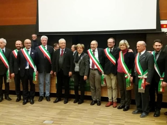 Il comune di Anguillara Veneta aderisce all'Associazione Italiana della Via Romea Germanica