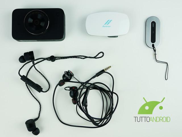 I migliori gadget tecnologici per Android | Puntata 6 Dagauss Vice, Dash Cam, Cuffiette 3D e altro