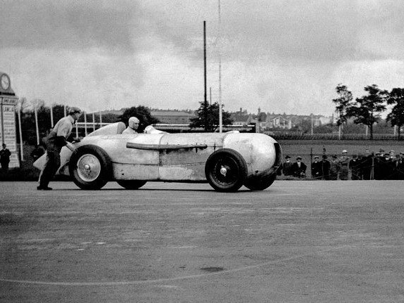Mercedes: una replica della SSKL Streamlined a Pebble Beach