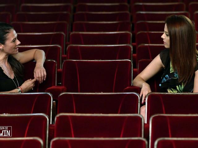 'Tutta colpa di Darwin' 10 dicembre: Annalisa incontra Giusy Versace e iCub