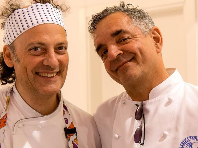 """Senigallia: Uliassi e Cedroni nella top ten della """"Guida dell'Espresso"""", sono i loro i migliori chef d'Italia"""