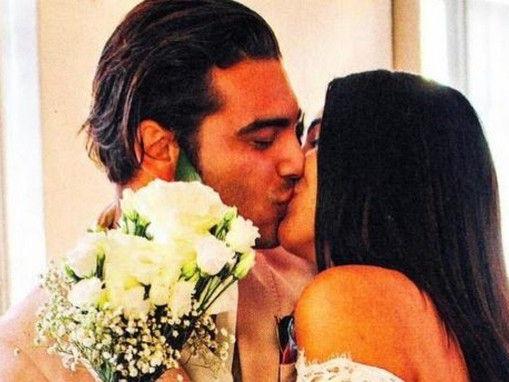 """Stefano Sala e Dasha, foto inedite del matrimonio di agosto: """"Più forti di prima!"""""""