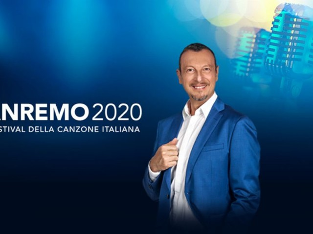Amadeus a Sanremo 2020: tutto sul direttore artistico e conduttore del Festival