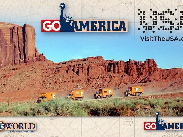 Go America porta gli USA in tour nelle piazze italiane