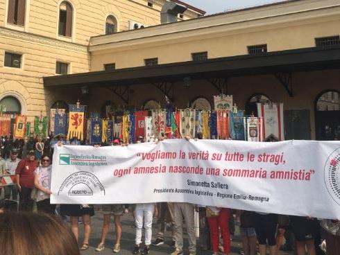 2 agosto 1980-2018: Bologna in piazza per i 38 anni dalla strage