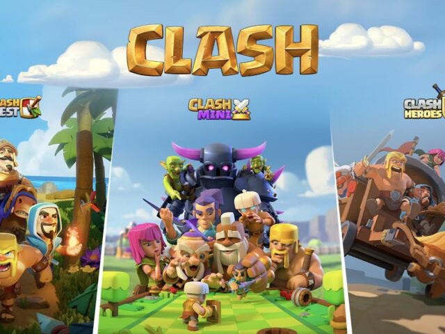 Clash Quest, Clash Mini e Clash Heroes: ecco come sono i nuovi giochi Supercell