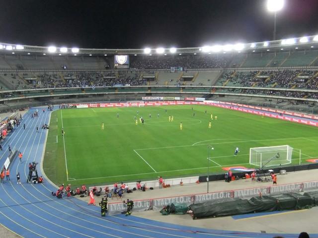 Verona Milan streaming per vedere partita live gratis diretta
