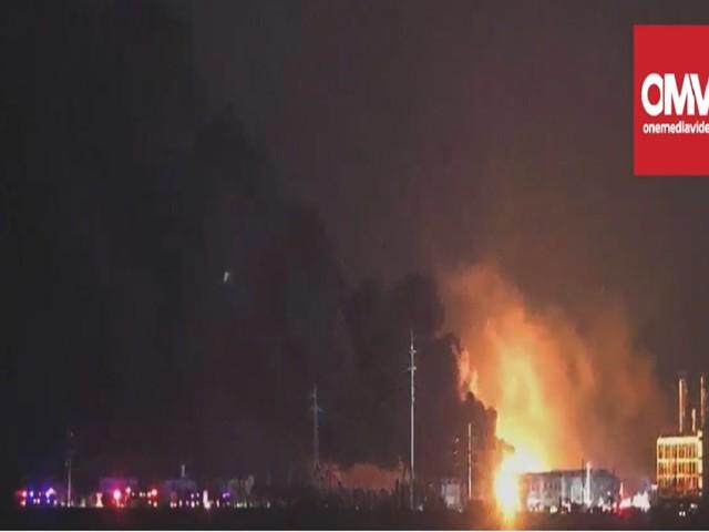 Esplosione in impianto chimico: 47 morti, 640 feriti, video