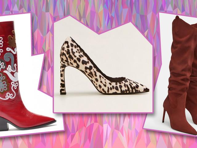 Le scarpe più di moda per l'autunno inverno 2018 – 2019